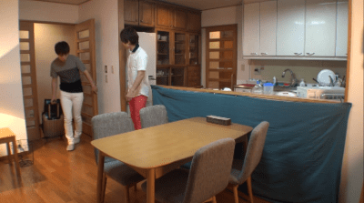 一徹 月野帯人 Under One Roof Room.301動画3